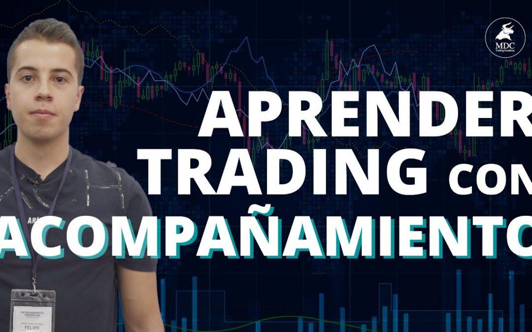 Trading para novatos: Acompañamiento desde cero