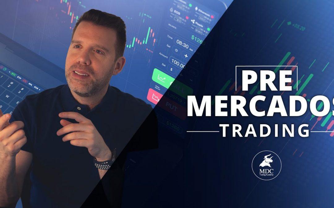 Mercado sin mucho movimiento – Premercado por Dany Perez Trader