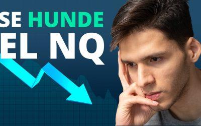 ¿Cae el NASDAQ y no para? ¿Hay nuevas ayudas en octubre?