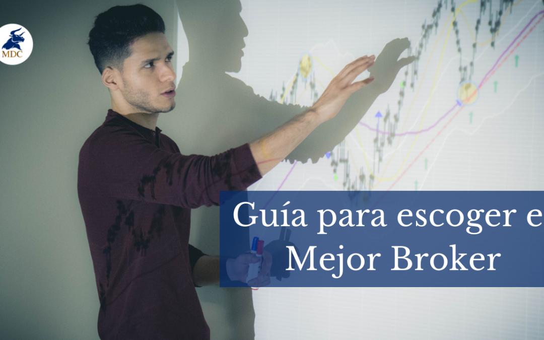 Guía para escoger el mejor broker
