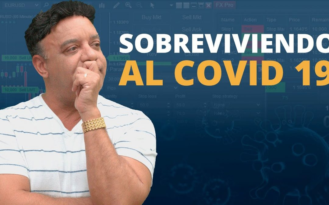 Tuve COVID y esto fue lo que me enseñó | Many Cabrera Trader