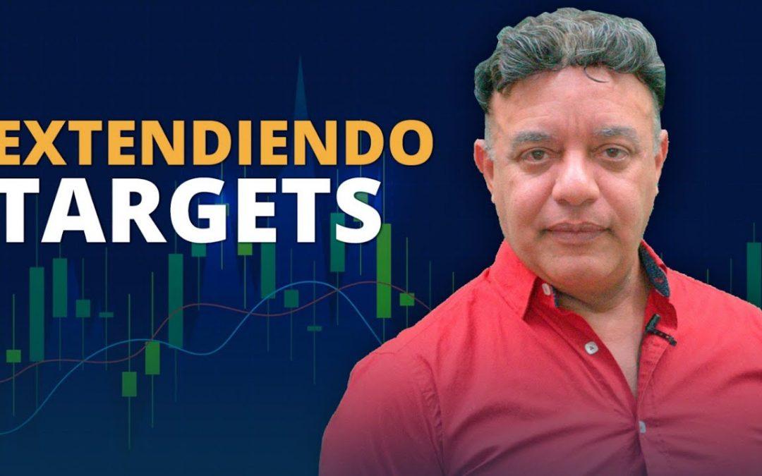 ¿Cuando extender mis TARGETS? | Many Cabrera Trader
