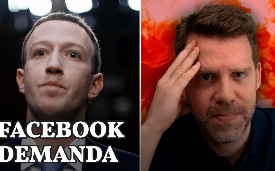 Demandan a Facebook