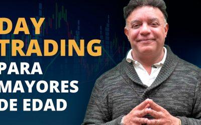 ¿Trading para mayores de edad? | Manny Cabrera Trader