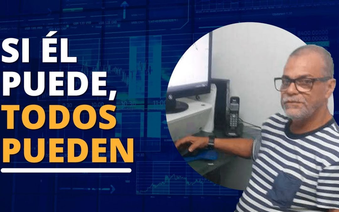 El Trading cambió mi vida / Entrevista a trader Colombiano