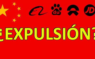 ¿Acciones Chinas Expulsadas?