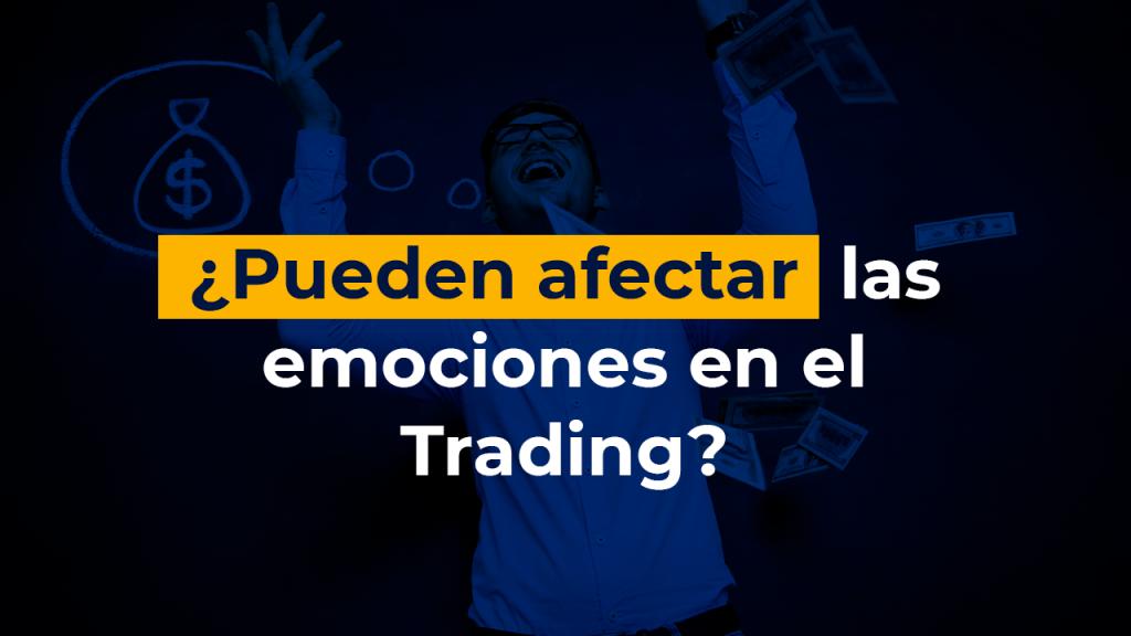 emociones en el trading