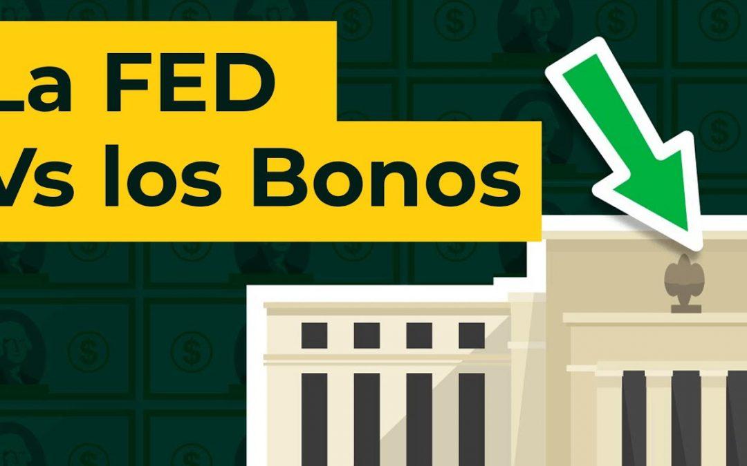 La FED perdió el control sobre el Mercado de Bonos