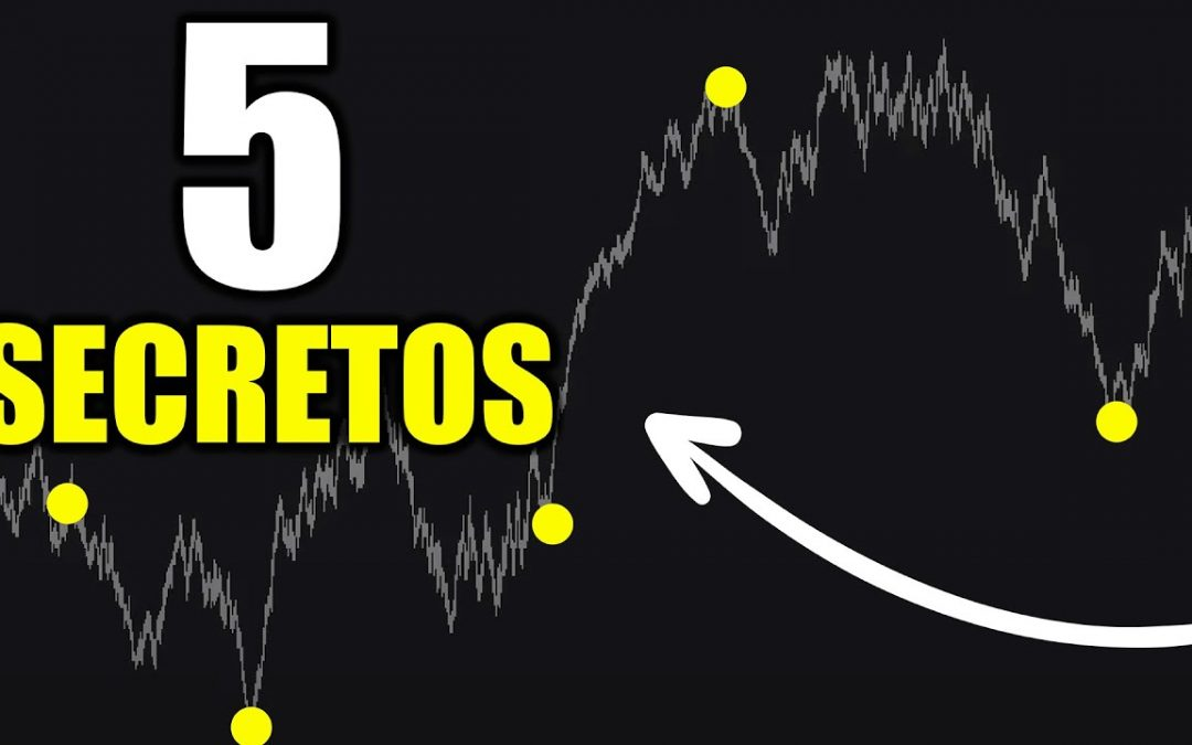 Acción del precio: Los 5 secretos de las tendencias en Trading
