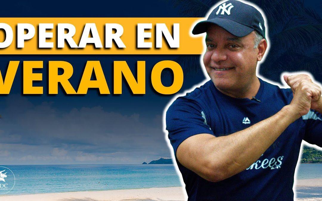 ¿Cómo hacer trading en Verano? ¿es difícil?