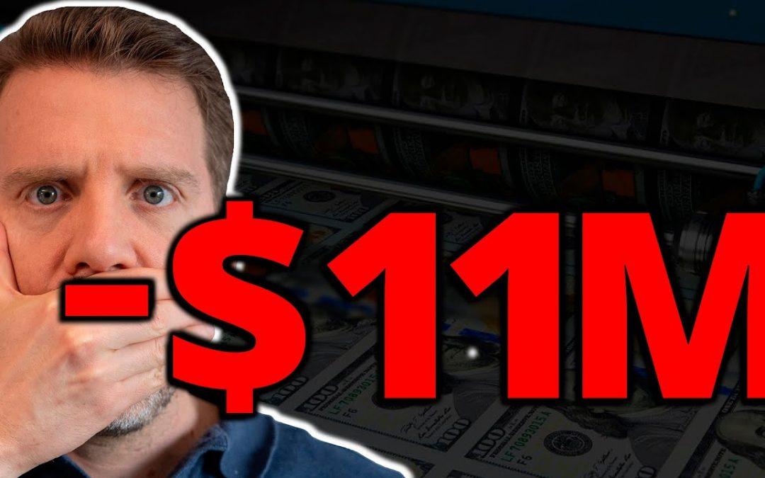 ¿Esta empresa pago11 millones de USD en bitcoin a hackers?