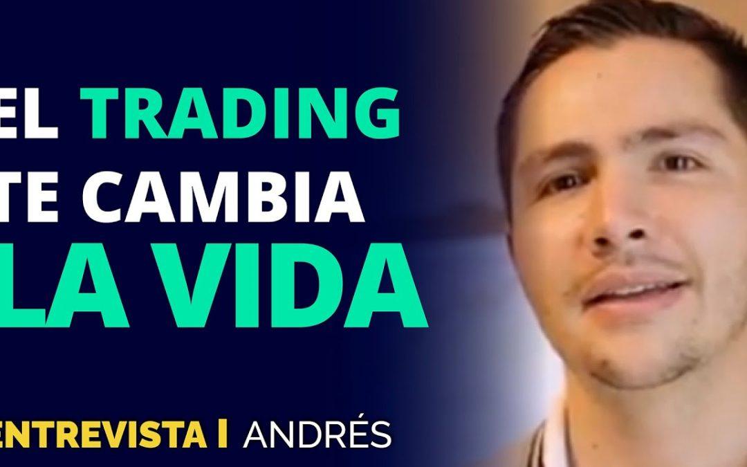 Mi Historia en el Trading | Entrevista a trader Colombiano