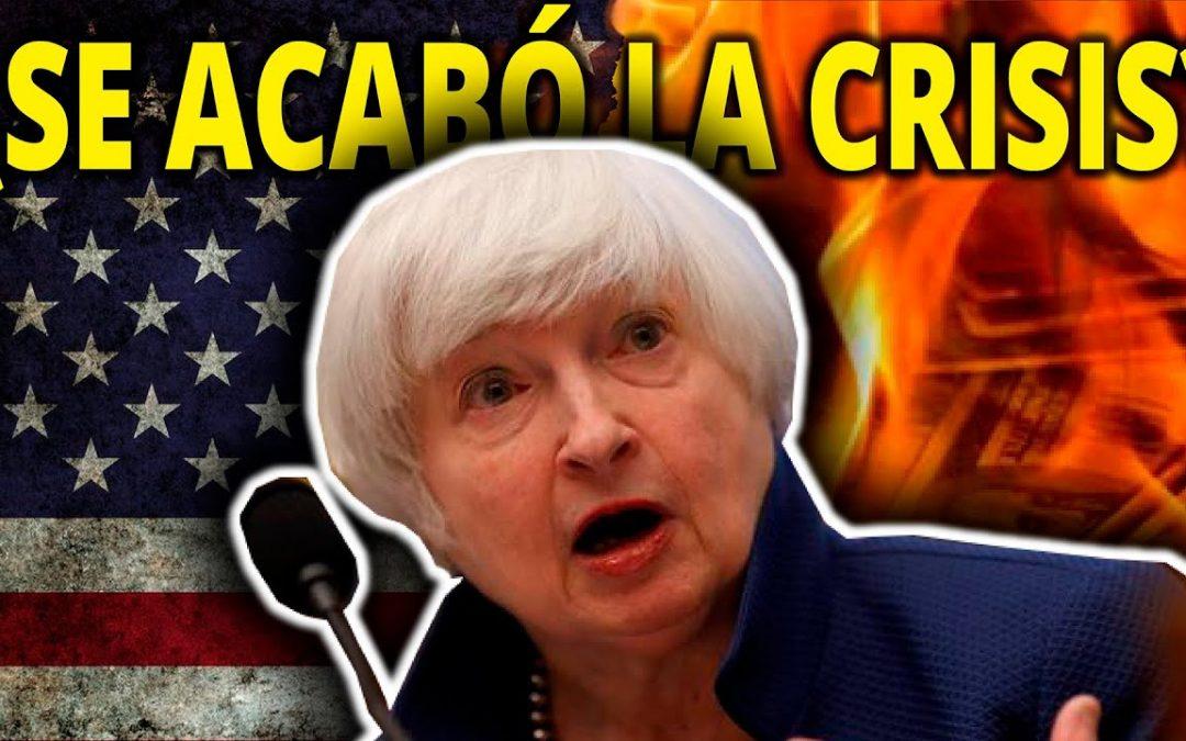 La inflación baja pero ¿Se acabó la crisis? (Crisis de los contenedores)