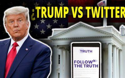 Acciones suben +1225% | ¿Trump lo hace con TRUTH Social?